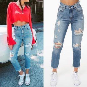 Uptown/ roadtrip wash revice denim jeans